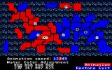Lords of Conquest Atari ST It can be fine-tuned, with a sci-fi-esque effect here