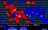 Lords of Conquest Atari ST The game's thoroughly turn-based