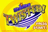 WarioWare: Twisted! Game Boy Advance Title Screen