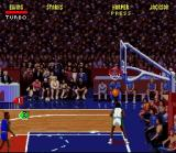 NBA Jam SNES Swish! 2 points