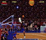 NBA Jam SNES Harper catches some air