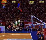 NBA Jam SNES Ewing isn't coming down from there