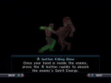 Altered Beast PlayStation 2 You need to keep your spirit energy up, otherwise transformations will consume health.