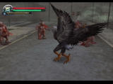 Altered Beast PlayStation 2 The Garuda isn't very powerful on land...