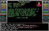 Space Conquest: A Galactic Odyssey DOS Mission Orders