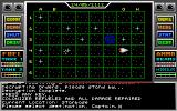 Space Conquest: A Galactic Odyssey DOS A star map of all the solar systems