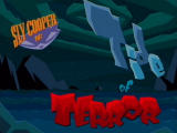 Sly Cooper and the Thievius Raccoonus PlayStation 2 Alternate titles - 'Sea of Screams', 'Surf of Shock', 'Water of Woe'