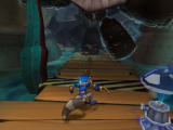 Sly Cooper and the Thievius Raccoonus PlayStation 2 Don't think you've seen the last of these propellers..