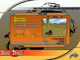 Monster Truck Fury Windows Track selection screen