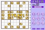 Dr. Sudoku Game Boy Advance As you progress in the levels, there will be fewer filled numbers