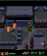 Brothers in Arms: Earned in Blood J2ME Your team mate is under attack.