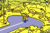 Ed, Edd n Eddy: Jawbreakers! Game Boy Advance Game Map