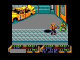 Teenage Mutant Ninja Turtles Amstrad CPC Say hello to Bebop