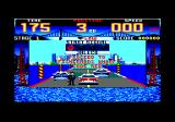 Cisco Heat: All American Police Car Race Amstrad CPC On the grid
