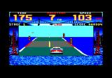 Cisco Heat: All American Police Car Race Amstrad CPC On the move