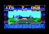 Cisco Heat: All American Police Car Race Amstrad CPC Crashing