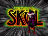 They Call Me... The Skul DOS Title Screen