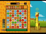 Zoo Keeper PlayStation 2 Catch the lucky animal (in this case, giraffe), and the animal on the right will react.