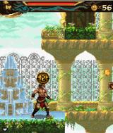 Prince of Persia: The Two Thrones J2ME In new situations, the game displays the buttons you needs to press.