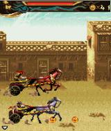 Prince of Persia: The Two Thrones J2ME Chariot races in the city