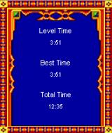 Prince of Persia: Harem Adventures J2ME End of level report