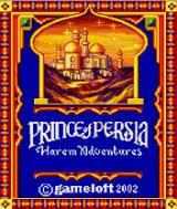 Prince of Persia: Harem Adventures J2ME Title screen