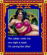 Prince of Persia: Harem Adventures J2ME I think I'll just leave her behind and tell the sultan I didn't find the palace.