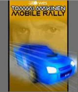 Tommi Mäkinen Mobile Rally J2ME Title screen