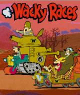 Wacky Races J2ME Title screen