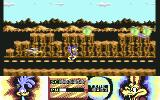 Road Runner and Wile E. Coyote Commodore 64 Level 2
