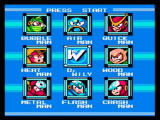 Mega Man: Anniversary Collection PlayStation 2 Mega Man 2 - Boss Select