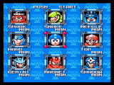 Mega Man: Anniversary Collection PlayStation 2 Mega Man 3 - Boss Select