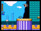 Mega Man: Anniversary Collection PlayStation 2 The flying pelican spits out fish at you!