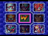 Mega Man: Anniversary Collection PlayStation 2 Mega Man 7 - Boss Select