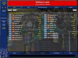 Championship Manager 4 Windows Our squad