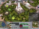 "Empire Earth II Windows A little while latter in that game. The ""there are no idle citizens available"" is shown."