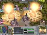 Empire Earth II Windows Continuing with the fervor of showing him that I am boss, 2 more missiles destroy some factories.