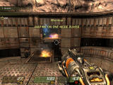 Quake 4 Windows The napalm launcher is a new multiplayer weapon added in the 1.3 patch.