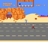 Road Runner NES About to run out of bowls of birdseed