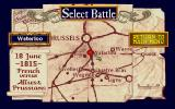 Fields of Glory DOS Battle selection