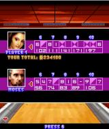 Midnight Bowling J2ME Scorecard