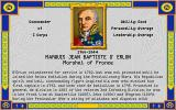 Fields of Glory DOS Database: French officer