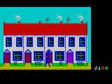 Frankie Goes to Hollywood ZX Spectrum Your average block of terraced housing
