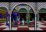 Prince of Persia SEGA CD The dramatic hourglass scene