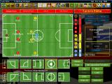 Ultimate Soccer Manager 2 DOS You can tweak tactics here.