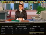 Ultimate Soccer Manager 2 DOS The bank manager