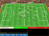 Ultimate Soccer Manager 2 DOS The match engine
