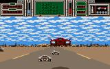 Fire & Forget II DOS Some weird cars (VGA).