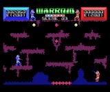 Warroid MSX Inside a dungeon