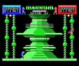 Warroid MSX Red player is hit
